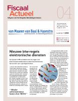 Fiscaal Actueel 2014-4